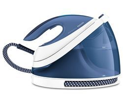 PHILIPS PerfectCare Viva GC7057/20 Stream Generator Iron - Blue Best Price, Cheapest Prices