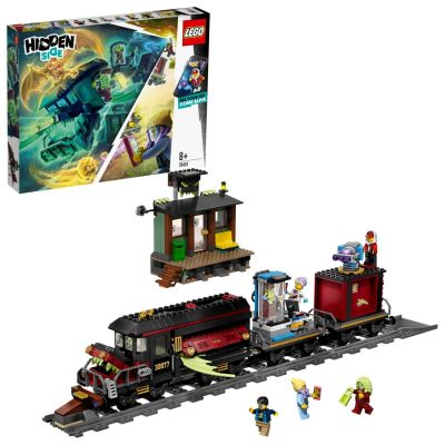 LEGO Hidden Side Ghost Train Express AR Lego Games 70424 Best Price, Cheapest Prices