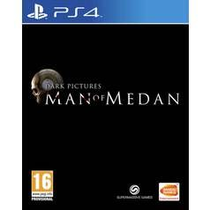 Dark Pictures: Man of Medan PS4 Pre-Order Game Best Price, Cheapest Prices