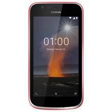 SIM Free Nokia 1 Mobile Phone - Warm Red Best Price, Cheapest Prices