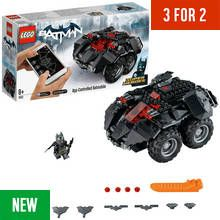 LEGO DCComics Batman App Controlled Batmobile Toy Car- 76112 Best Price, Cheapest Prices