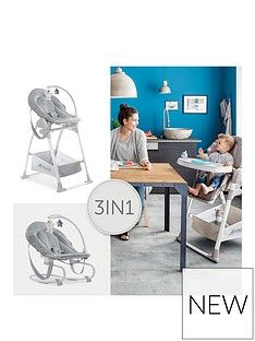 Hauck Sit N Relax 3 in 1 Highchair Best Price, Cheapest Prices