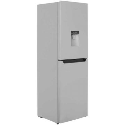 Hisense RB320D4WG1 50/50 Fridge Freezer - Silver - A+ Rated Best Price, Cheapest Prices