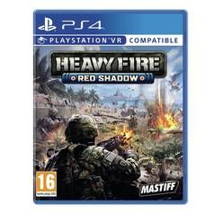 Heavy Fire: Red Shadow PS4 Pre-Order Game Best Price, Cheapest Prices