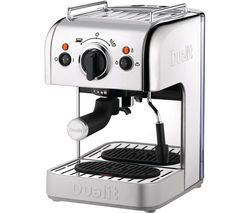 DUALIT D3IN1SS 3-in-1 Coffee Machine – Stainless Steel Best Price, Cheapest Prices