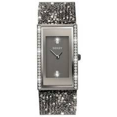 Seksy Rocks Black Stone Set Strap Watch Best Price, Cheapest Prices