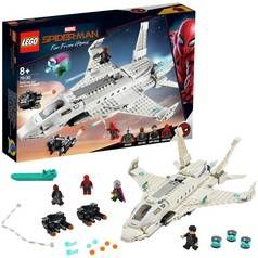 LEGO Super Heroes Spider-Man Jet - 76130 Best Price, Cheapest Prices
