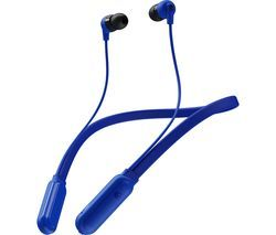 SKULLCANDY Ink'd+ BT Wireless Bluetooth Earphones - Blue Best Price, Cheapest Prices