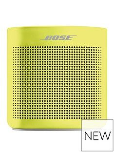 Bose SoundLink Colour Bluetooth Speaker II - Yellow Citron Best Price, Cheapest Prices