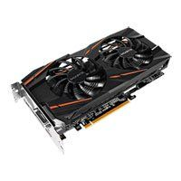 4GB Gigabyte Radeon RX 570 GAMING MI, 14nm Polaris, 2048 Streams, 1244MHz GPU, 7000MHz GDDR5, 3xDP/HDMI/DVI-D DL, OEM Best Price, Cheapest Prices