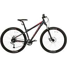 Carrera Hellcat Womens Mountain Bike - Blue - Best Price, Cheapest Prices
