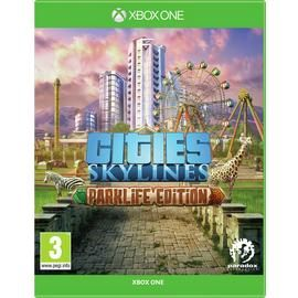 Cities: Skylines Parklife Edition Xbox One Game Best Price, Cheapest Prices