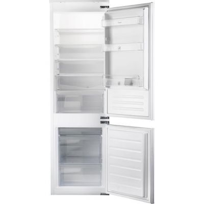 Whirlpool ART6550/A+SF.1 Integrated 70/30 Fridge Freezer with Sliding Door Fixing Kit - White - A+ Rated Best Price, Cheapest Prices