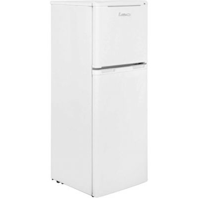 Lec T50122W.1 80/20 Fridge Freezer - White - A+ Rated Best Price, Cheapest Prices