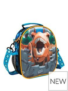 LEGO Jurassic World Lego Jurassic EVA Lunch Bag Best Price, Cheapest Prices