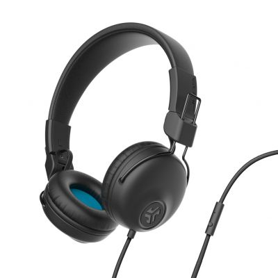 JLAB Studio On-Ear Headphones - Black Best Price, Cheapest Prices