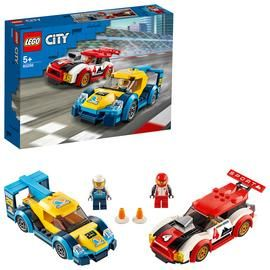 LEGO City Turbo Wheels Racing Cars Set - 60256 Best Price, Cheapest Prices