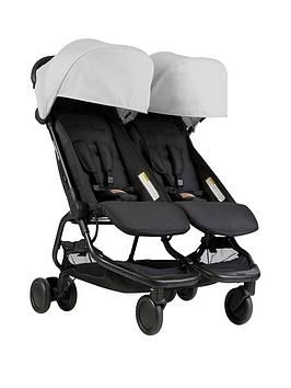 Mountain Buggy Nano Duo Pushchair Best Price, Cheapest Prices