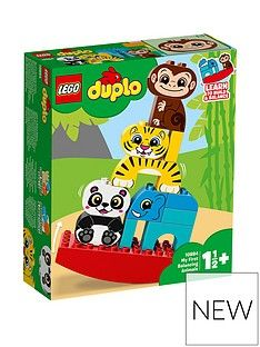 LEGO Duplo 10884 My First Balancing Animals Best Price, Cheapest Prices