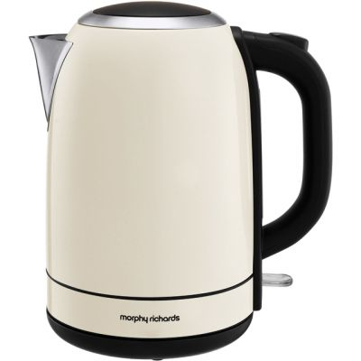 Morphy Richards Equip 102781 Kettle - Cream Best Price, Cheapest Prices