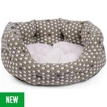 Petface Small Oval Bed - Sheep Best Price, Cheapest Prices