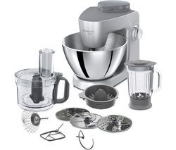 KENWOOD Multione KHH321SI Stand Mixer - Silver Best Price, Cheapest Prices