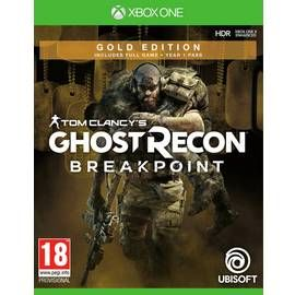 Ghost Recon Breakpoint Gold Edition Xbox One Pre-Order Game Best Price, Cheapest Prices