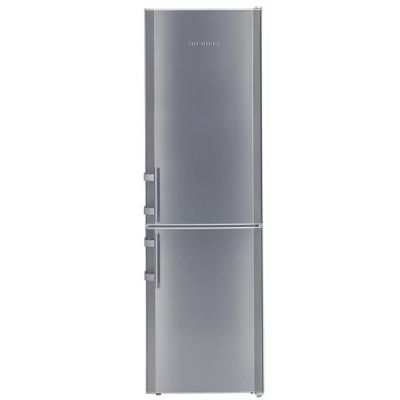 Liebherr CUef3311 60/40 Fridge Freezer - Stainless Steel - A++ Rated Best Price, Cheapest Prices