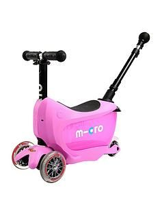 Micro Scooter Mini2Go Deluxe Plus - Pink Best Price, Cheapest Prices