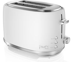SWAN Fearne ST20010TEN 2-Slice Toaster - Truffle Best Price, Cheapest Prices