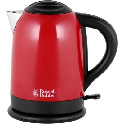 Russell Hobbs Dorchester 20092 Kettle - Red Best Price, Cheapest Prices