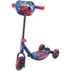Spider-Man Tri Scooter Best Price, Cheapest Prices