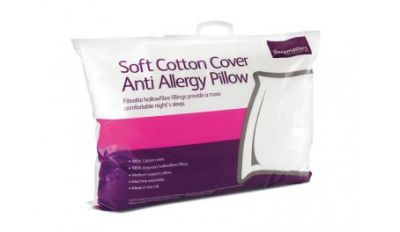 Anti-Allergy Fibrelite Pillow Best Price, Cheapest Prices