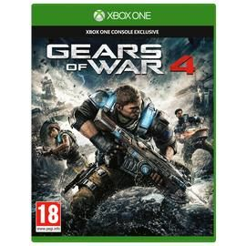 Gears of War 4 Standard Edition - Xbox One Best Price, Cheapest Prices