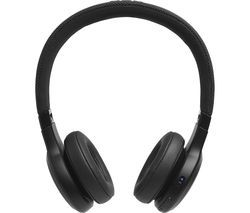 JBL LIVE 400BT Wireless Bluetooth Headphones - Black Best Price, Cheapest Prices