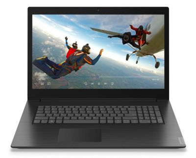 Lenovo IdeaPad L340 17 Inch i3 4GB 1TB Laptop - Black Best Price, Cheapest Prices
