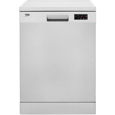 Beko DFN16R10X Standard Dishwasher - Stainless Steel - A+ Rated Best Price, Cheapest Prices
