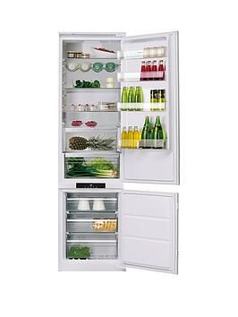 Hotpoint Day1 Bcb8020Aafc.1 193.5Cm High, 55Cm Wide, Integrated Frost-Free Fridge Freezer - White Best Price, Cheapest Prices