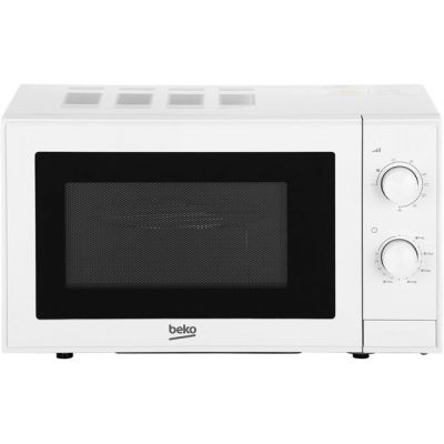 Beko MGC20100W 20 Litre Microwave With Grill - White Best Price, Cheapest Prices