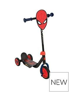 Spiderman Tri Scooter Best Price, Cheapest Prices