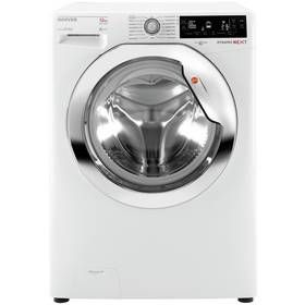 Hoover DXP412AIW3 12KG 1400 Spin Washing Machine - White Best Price, Cheapest Prices