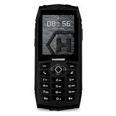 SIM Free Hammer 3 Rugged Mobile Phone – Black Best Price, Cheapest Prices