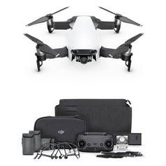 DJI Mavic Air Fly More Drone Combo - Artic White Best Price, Cheapest Prices
