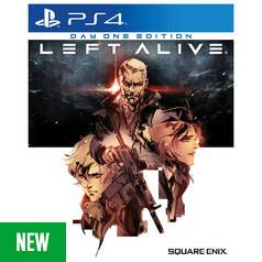 Left Alive: Day One Edition PS4 Game Best Price, Cheapest Prices