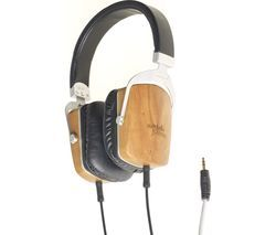 M&J MJ2 Headphones - Black Wood Best Price, Cheapest Prices
