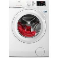 AEG L6FBI741N 6000Series 7kg 1400rpm Freestanding Washing Machine-White Best Price, Cheapest Prices