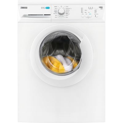 Zanussi Lindo300 ZWF81240NW 8Kg Washing Machine with 1200 rpm - White - A+++ Rated Best Price, Cheapest Prices