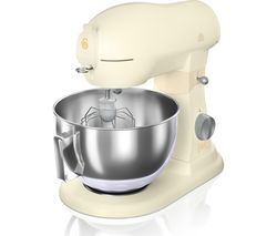 SWAN Fearne SP32010HON Stand Mixer - Honey Best Price, Cheapest Prices