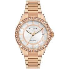 Citizen Ladies' Eco-Drive Stainless Steel Bracelet Watch Best Price, Cheapest Prices
