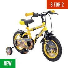 Pedal Pals 12 Inch Digger Kids Bike and Accessories Set Best Price, Cheapest Prices